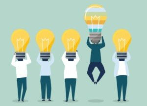 person with light bulb head standing out illustration 53876 35211 300x218 - EMPREENDEDORISMO DIGITAL